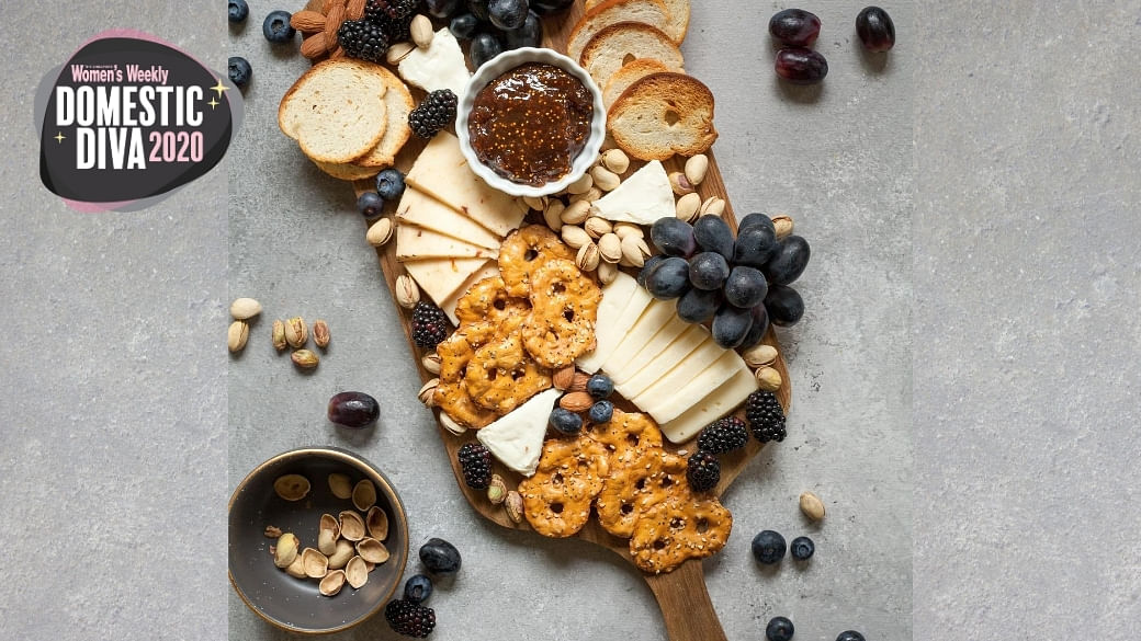 How To Arrange The Perfect Cheese Platter For A Home Party