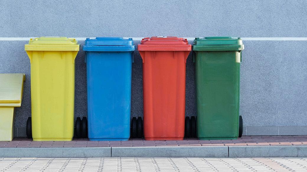 Recycling bins Singapore