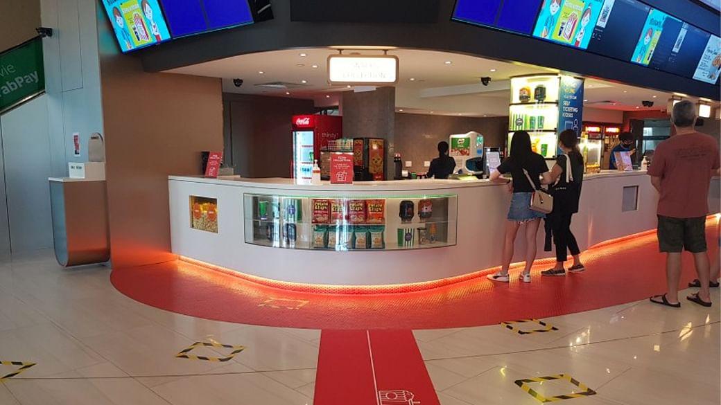 cinema in phase 2