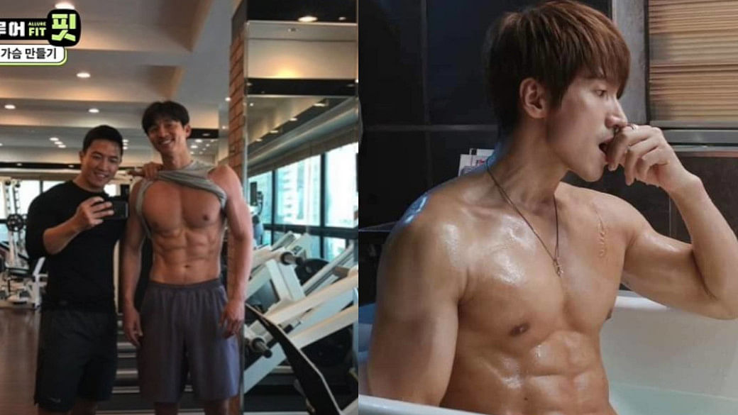 Gong Yoo Jerry Yan topless