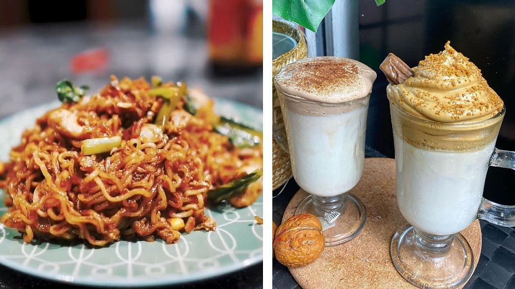 Instagram recipes covid-19