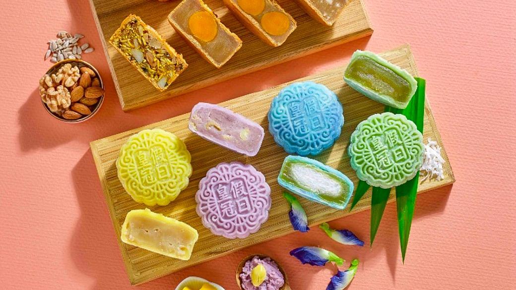 Mid autumn festival 2020 mooncake flavours