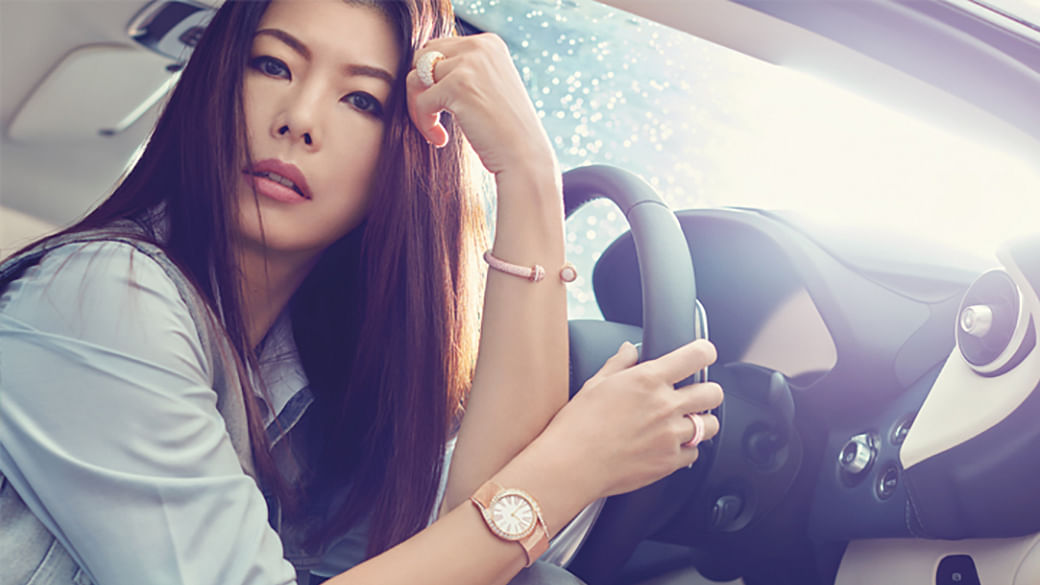 Cherie Lim On Her Marriage To Peter Lim And Being A Stepmother To Kim Lim