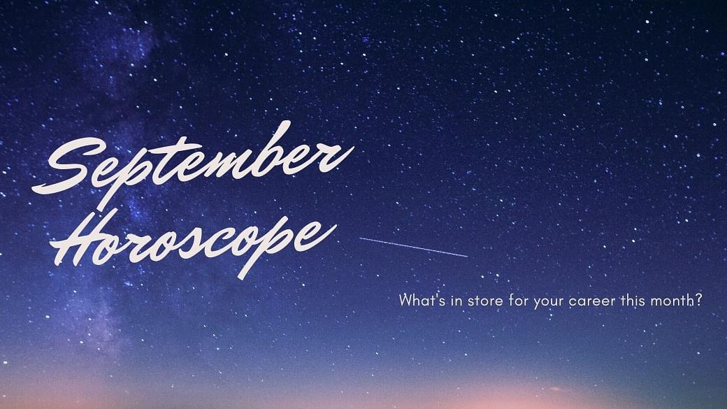 Chinese Horoscope 2020 September