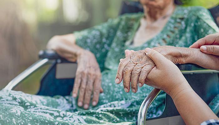 Grandmother diagnosis Alzheimer's dementia, true story