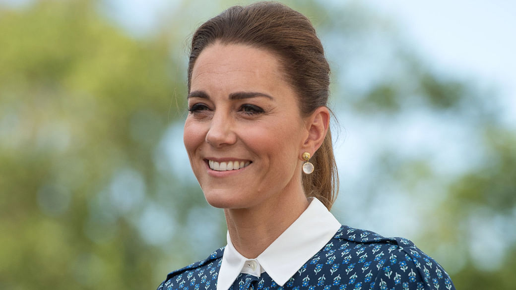 William and Kate attend the NHS birthday celebrations