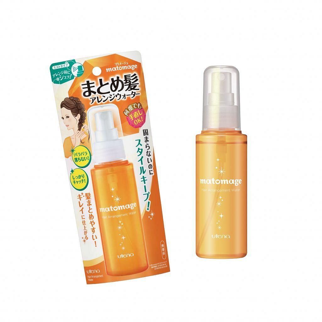 Matomage hair styling spray