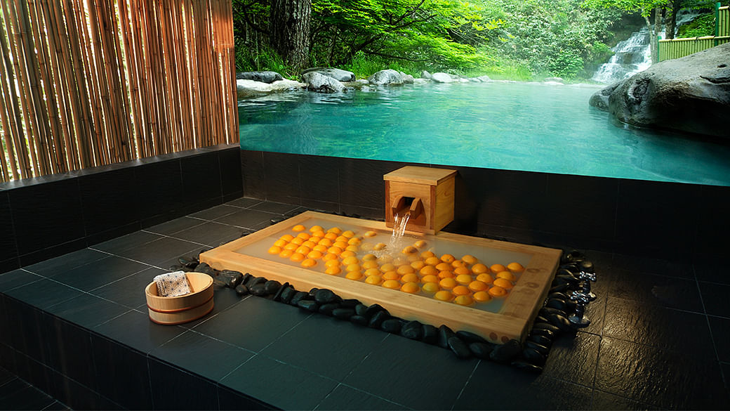 Places in singapore that feel like japan Ikeda spa