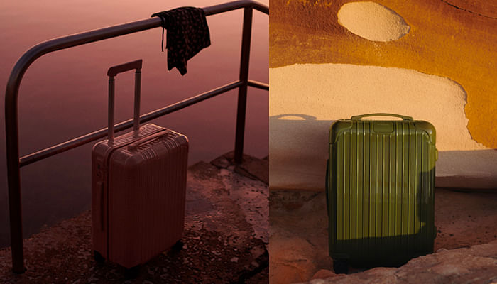 Rimowa Essentials Luggages Set New Colours