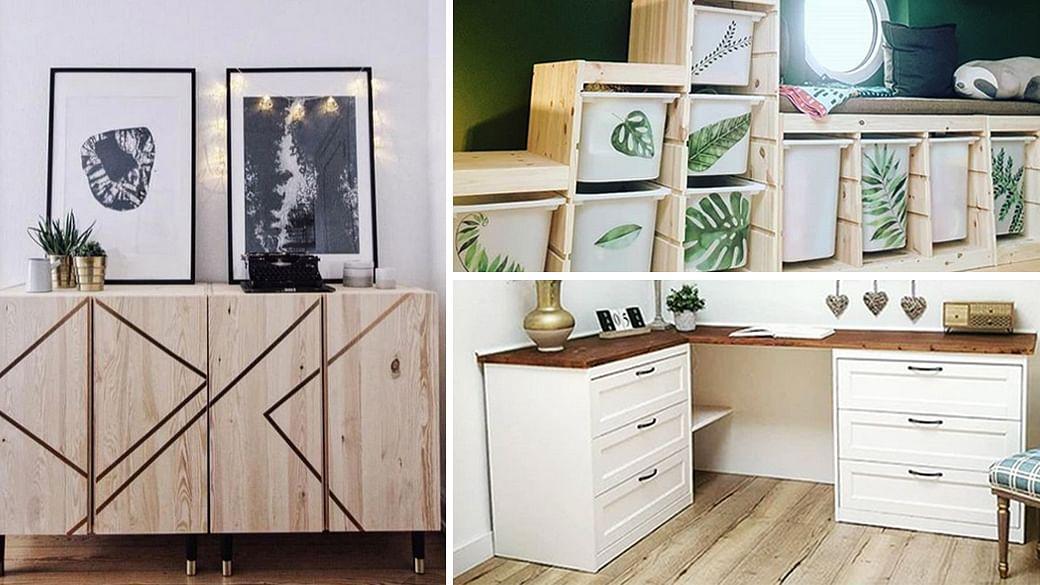 13 Brilliant Ikea Hacks That Ll Upgrade Your Furniture