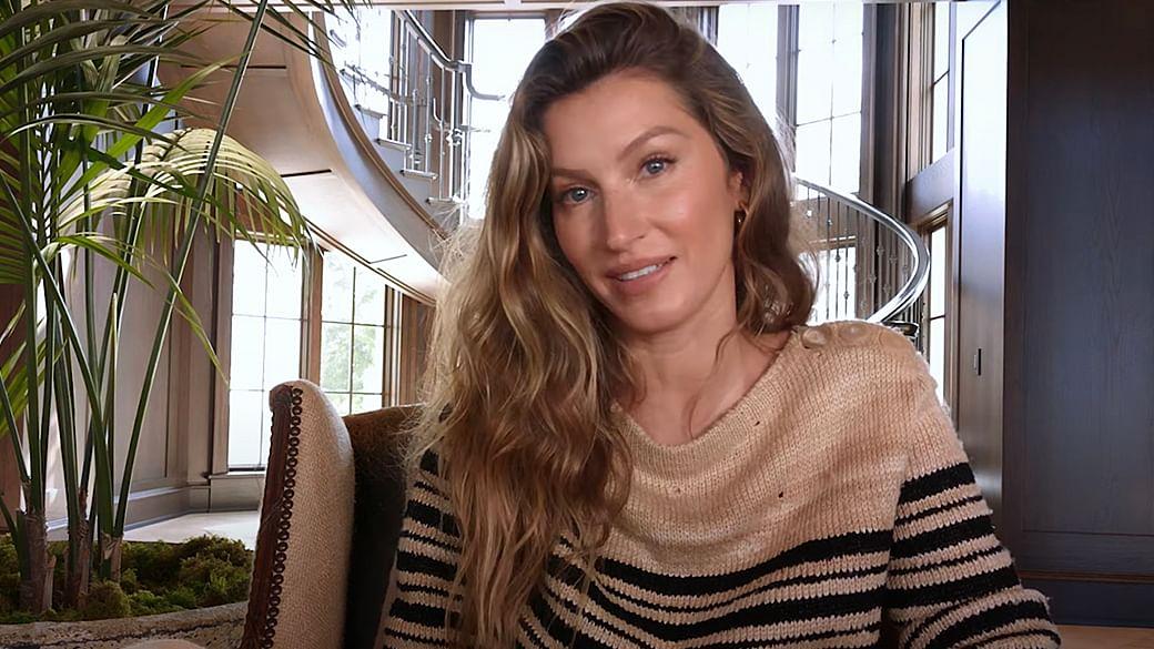 Giselle bundchen skincare tips dior beauty secrets