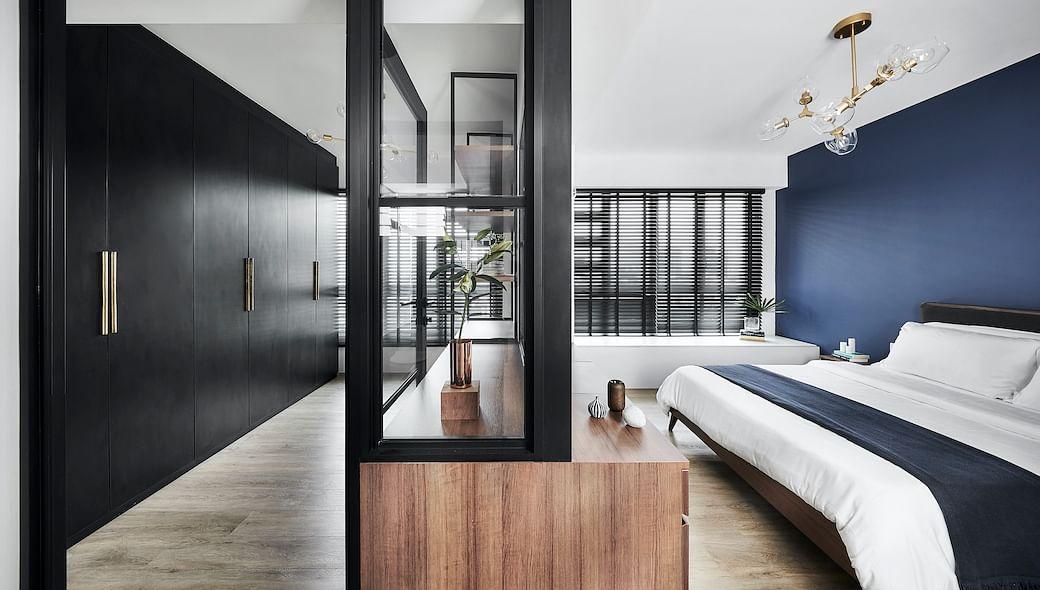 Monochromatic home