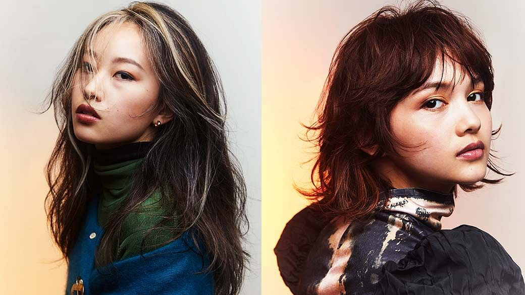 7 Hair Colour Ideas For Asian Hair That's Perfect For The Holiday Season