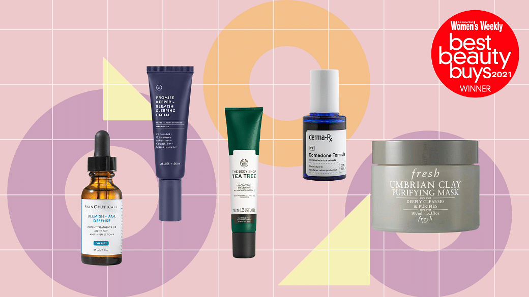 Best blemish-control skincare products