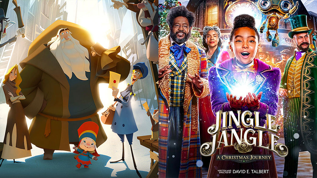 Best family friendly Christmas movies 2020