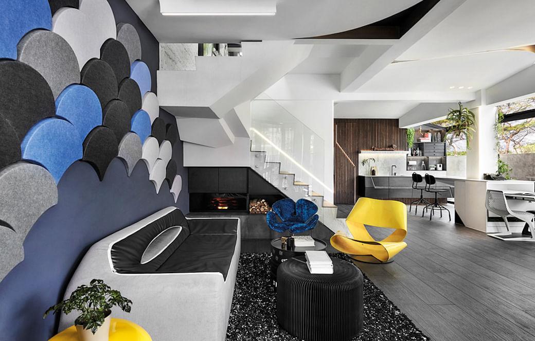 Terrace modern revamp