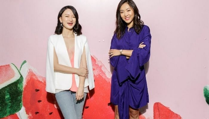 Beauty Mistakes Sarah Lee and Christine Change, founders of Glow Recipe