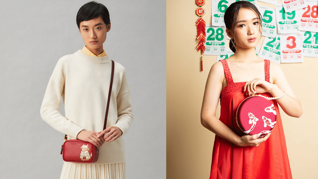 Chinese New Year bags