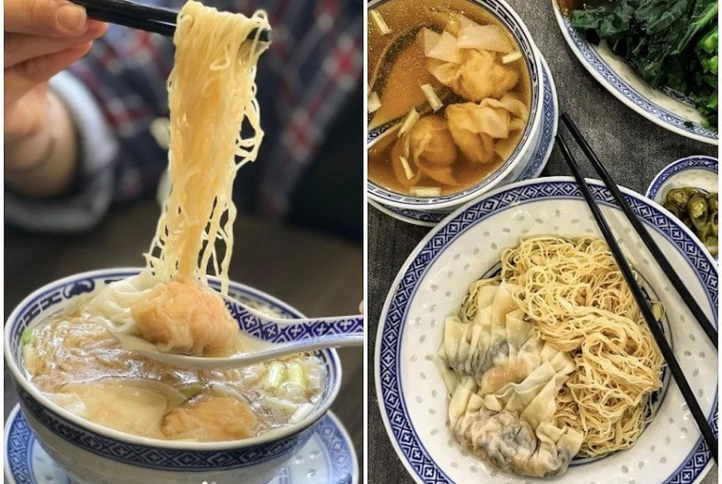 Hong Kong Mak's noodle