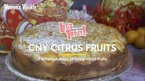Three Easy Citrus Fruits Recipes for Chines New Year