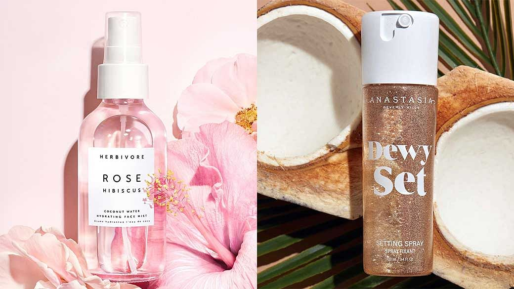 7 Hydrating Face Mists Under $30 To Keep Your Cool This Sunny Week