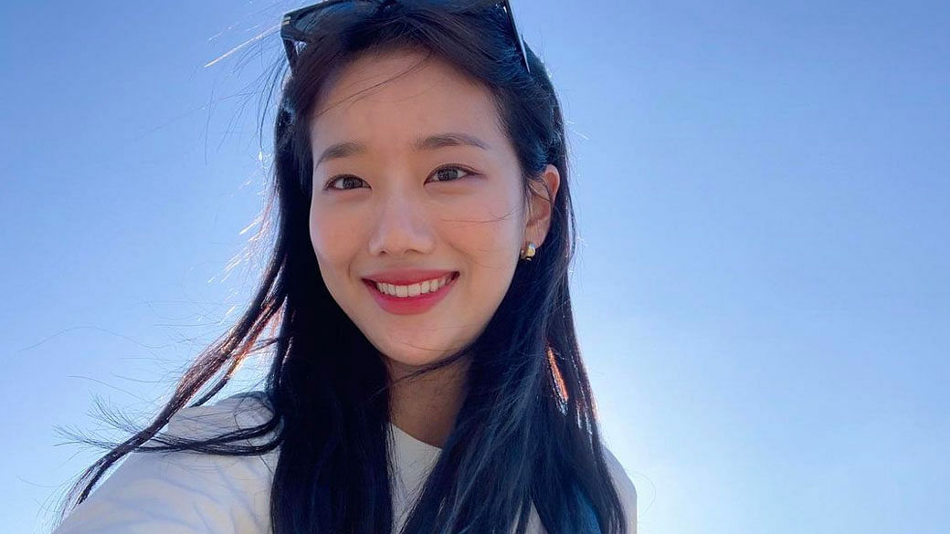 Korean celeb tips thick hair