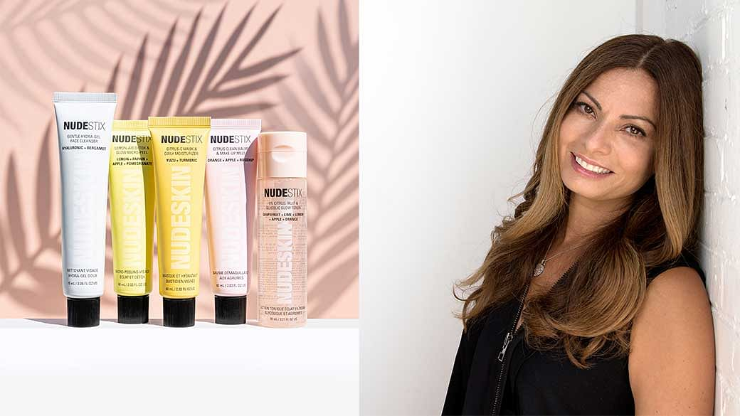 Nudestix and Nudeskin's Founder, Jenny Frankel, Shares Her Daily Skincare Routine