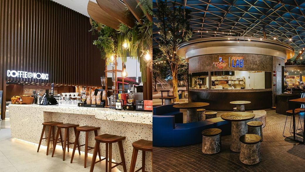 Jewel cafes
