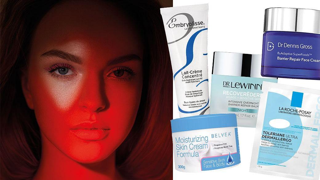 Sensitive skin maskne