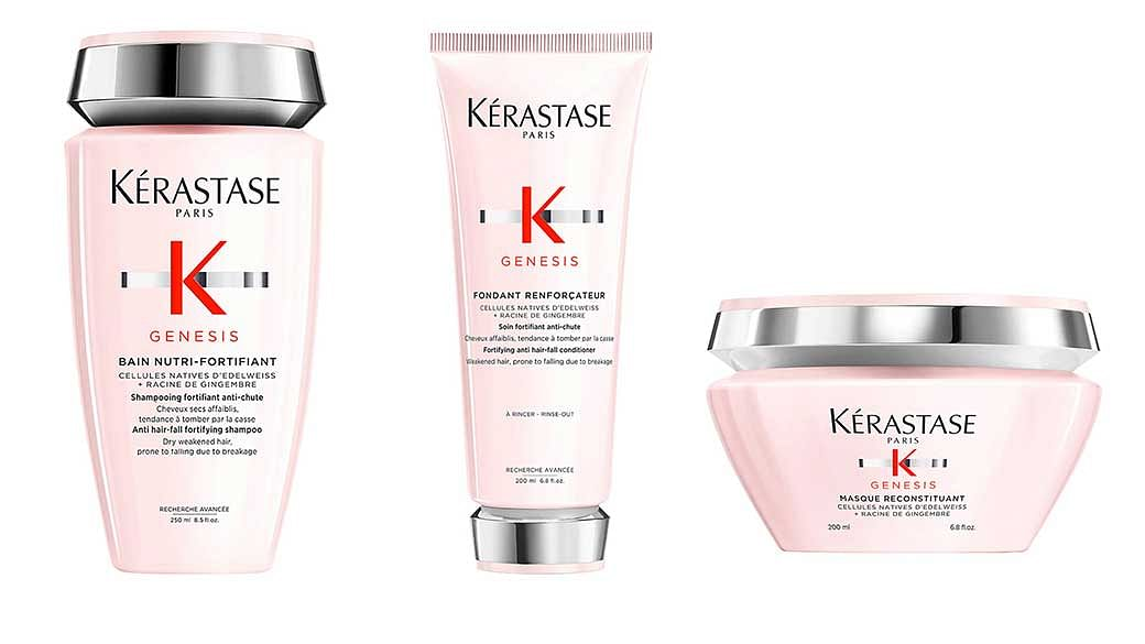 We Tried The New Kerastase Anti-Hairfall Range – Here's The Full Review