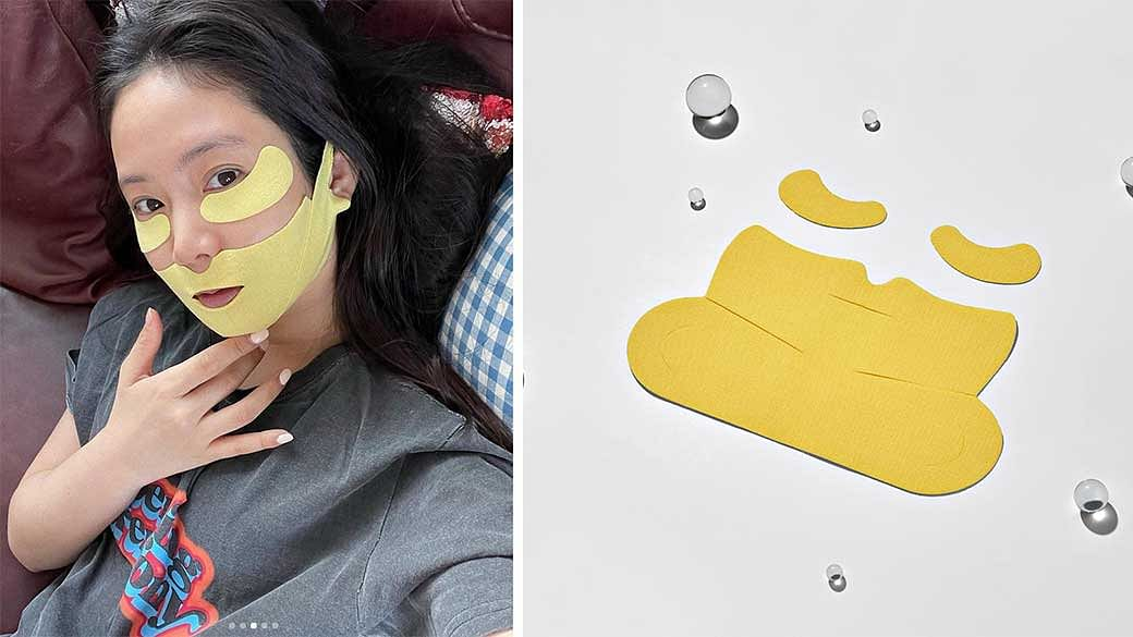 I Woke Up Like This (IWLT)'s Boosting Face Up & Eye Patch ($58 for a box of four sheets)