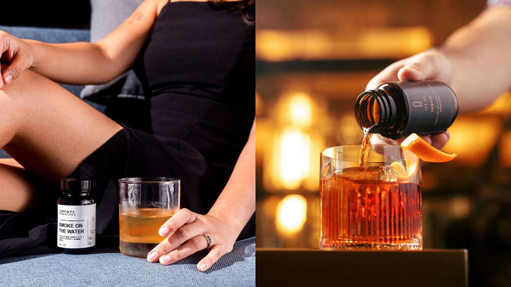 7 Cocktail Bars To Get Your Boozy Fix Without Leaving The House