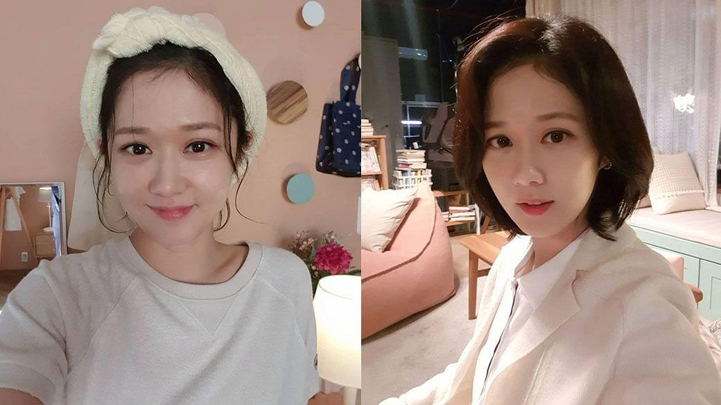 9 Ways Jang Na-Ra Makes 40 Look Like 20