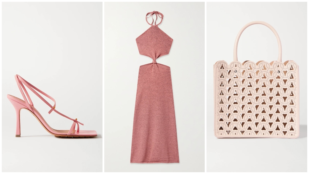 Dress Like A Rosy Dream In These Stylish Pink Items We're Loving Right Now