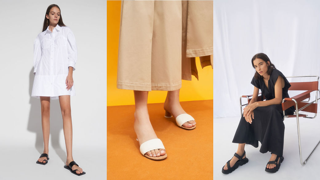 You'll Love The New Sandal Trends Perfect For Singapore Weather