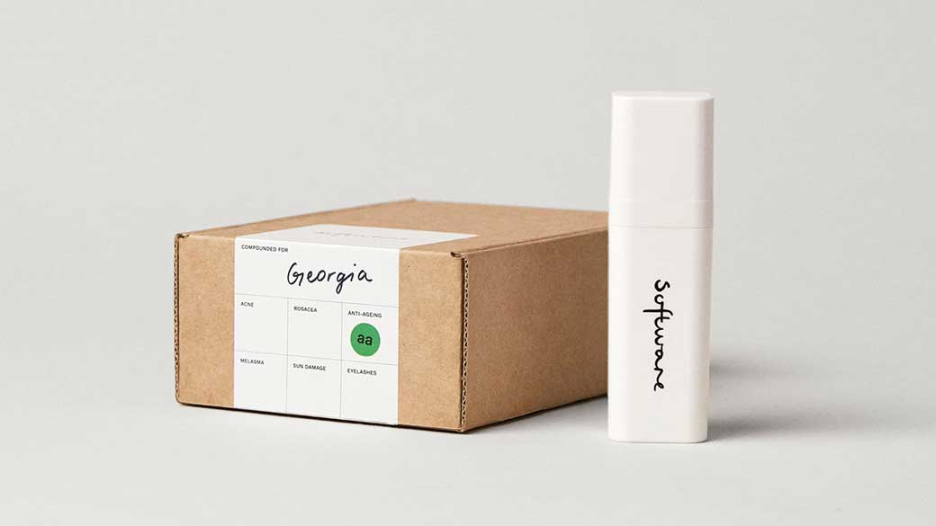 Software is an online platform providing made-to-order prescription skincare, on a subscription basis.