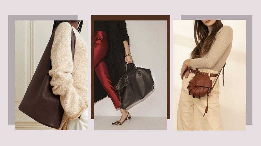 Handbag styles header