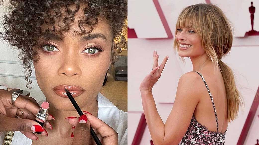 4 All-Natural No Makeup Looks That Margot Robbie, Carey Mulligan, Zendaya Wore