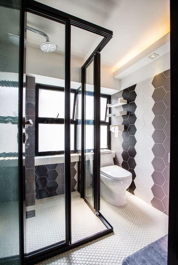 Marimekko Home Makeover Bathroom