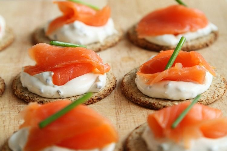 Ultimate Wine Guide Canapes
