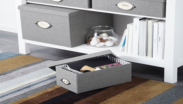 storage box from IKEA