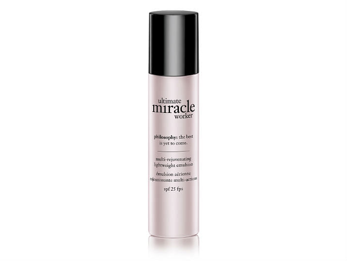 Philosophy ultimate miracle worker multi-rejuvenating lightweight emulsion