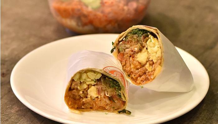 Ssam Korean Food