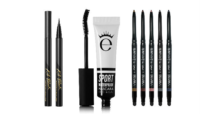 Waterproof Make-up You Can Wear To The Gym - Eyes