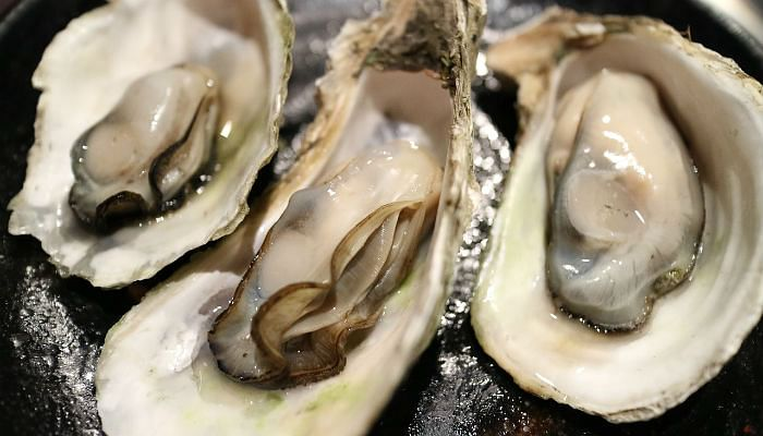 oysters for healthy eyes