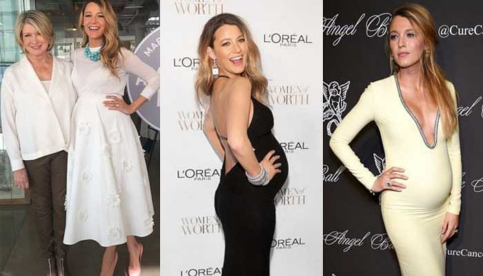 How To Look Good Like Blake Lively And Eva Mendes While Pregnant