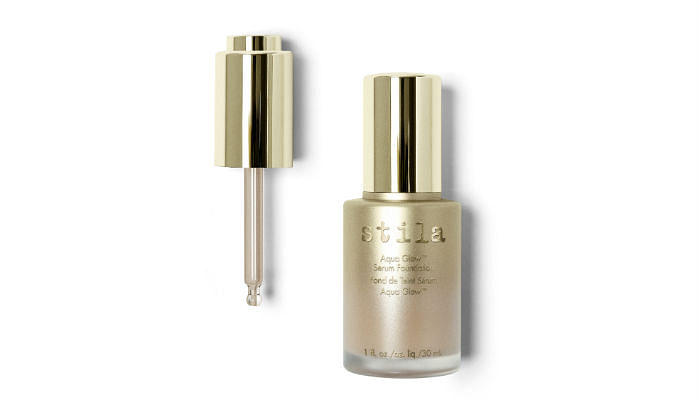 Stila Aqua Glow Serum Foundation in Fair Light, $77