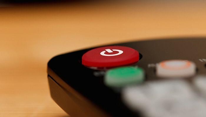 diet tip turn off TV