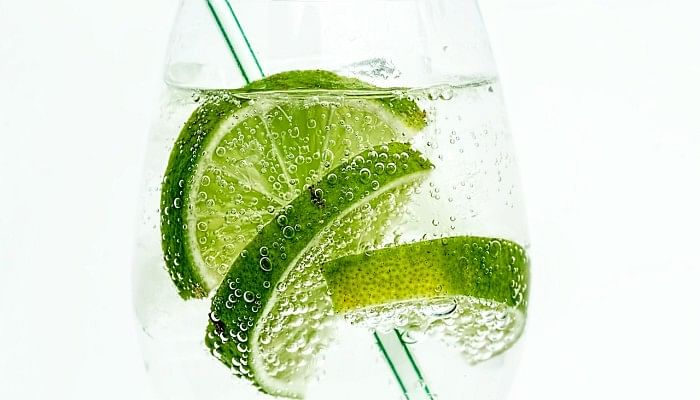 Lime Cordial Drink