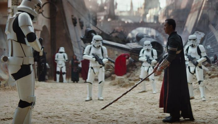 Why Rogue One Donnie Yen is the best dad